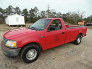 FORD F-150 Ford F-150 Base Standard Cab Pickup 2-Door