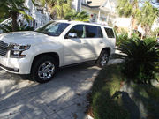 2015 Chevrolet Tahoe LTZ Sport Utility Vehicle