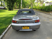 2007 Honda S2000Base Convertible 2-Door